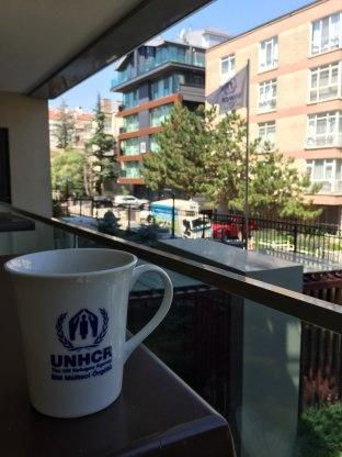 UNHCR Stajı